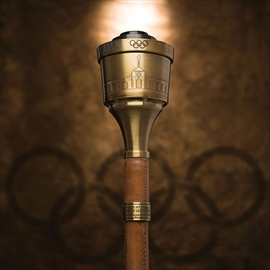 Bruce Jenner's 1984 Olympic Torch going on auction block-Image1
