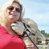 Meeting the alpacas in Uxbridge