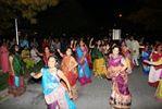 Navratri festival.