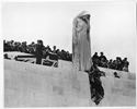 King Edward VII unveiling Vimy memorial