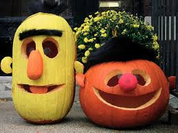 ten great pumpkin carving ideas for halloween durhamregion comyou don\u0027t have to be very good with a knife for these two