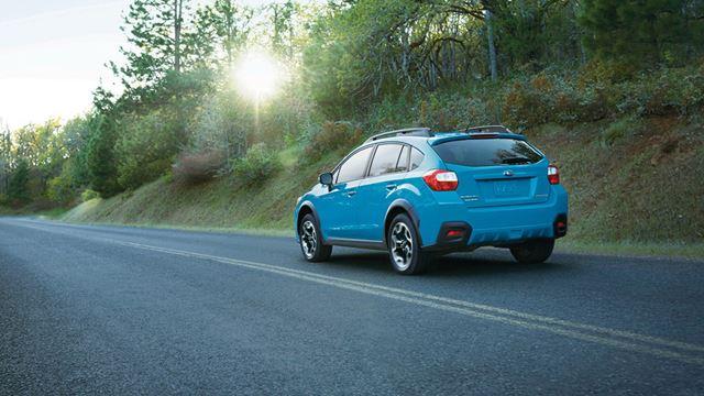 Subaru Canada Launches The 2016 Crosstrek Cuv