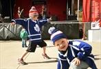 Hometown hockey fans