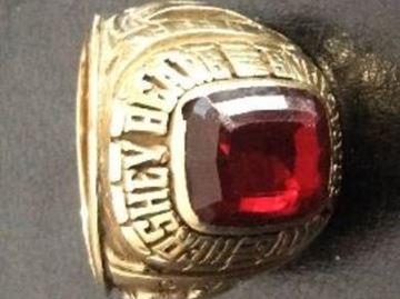 Hershey Bears 1980 Championship Ring