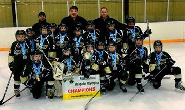 Stars win historic tournament