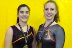 Alliston gymnasts win gold at provincial championships
