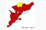 Severe thunderstorm watch issued for Simcoe County area