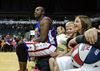 Harlem Globetrotters stop in at Bud Gardens