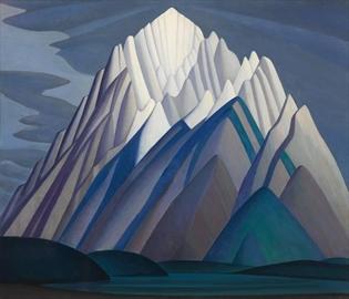 Lawren Harris 1926 oil canvas heading to auction-Image1