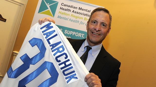 Malarchuk Lives To Tell The Tale Of Devastating Effects Of Mental