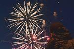 Stouffville fireworks