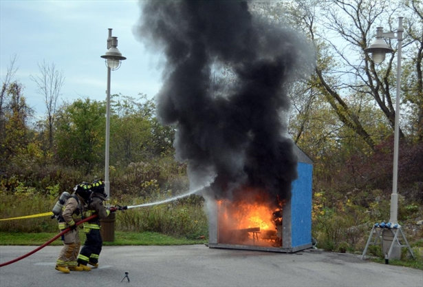 Listen Fire Safety : Look listen and learn key to fire safety