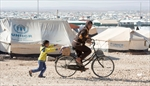 Ministers witness Syrian refugee crisis -Image1