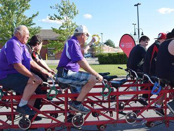 Big Bike Ride happens in Stittsville
