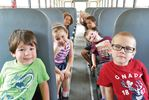 Midland tykes get ready for first day of school