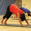 Stretching it out at Midland YMCA's 'Yoga for Peace'