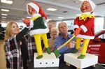 The Peterborough Lumber elves