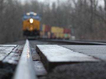 Keep off the tracks