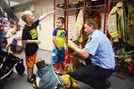 Residents tour new Cookstown firehall in Innisfil