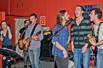 Bradford Born Artists Holiday Show 2014