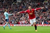 Rooney scores, sent off as Man United wins-Image1