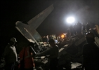 Little hope of survivors in Indonesian military plane crash-Image1