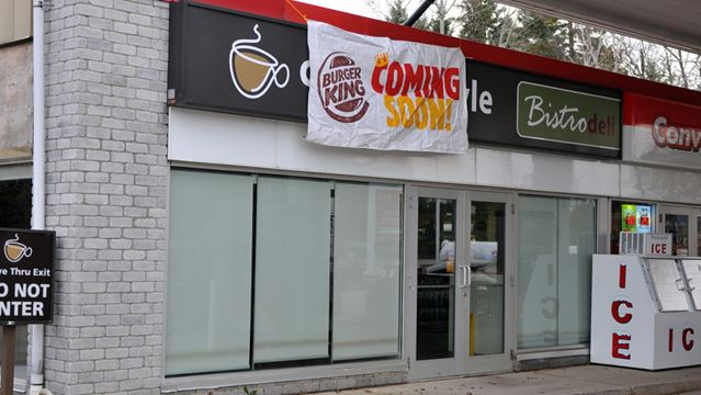 Orangeville businessman bringing burger king franchise to for Franchise ad garage