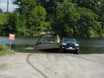 Manotick boat launch