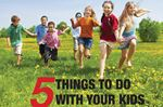 5 things to do with your kids this week in Simcoe County