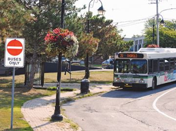 Extending bus service to Port Robinson to be explored