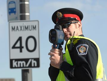 Halton traffic complaints can now be reported online