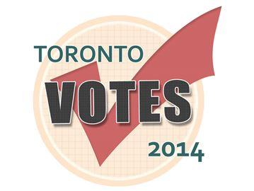 Toronto Votes 2014