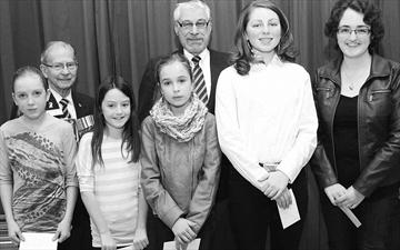 Bradford Legion Remembrance Contest winners   Bradford Times Legion Magazine