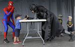 Superheroes Children's Festival