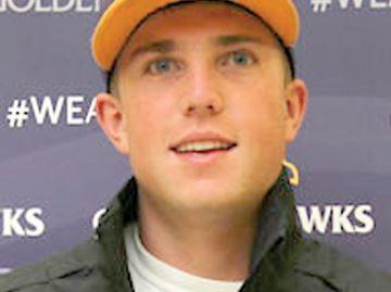 Jonathan Brouse, Laurier baseball