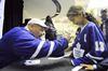 Toronto Maple Leafs Winter Week kick off