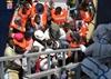 Italian ships rescue nearly 6,800 migrants; baby born at sea-Image1