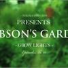 Hobson's Garden Episode 1