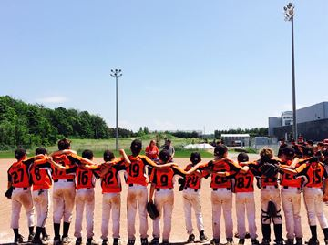 Everett team wins Innisfil hardball tournament