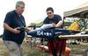 Model plane club's fundraiser takes flight