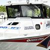 York Region Police on the water
