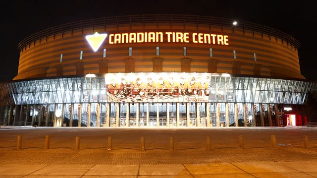 Theme park one idea to replace Sens if team leaves Kanata