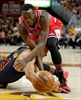 Bulls benefit as James sits with strep, beat Cavs 117-99-Image1