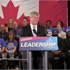 Tory supporters grow angry as Harper asked about Duffy trial