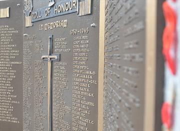 Guelph cenotaph