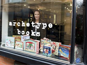 Archetype Books Opens Shop In Downtown Oakville