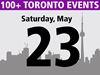 100+ Toronto events