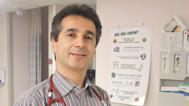Dr. Reza Yaghini