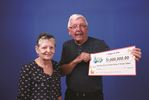 Jordan Station pair are Lotto Max winners