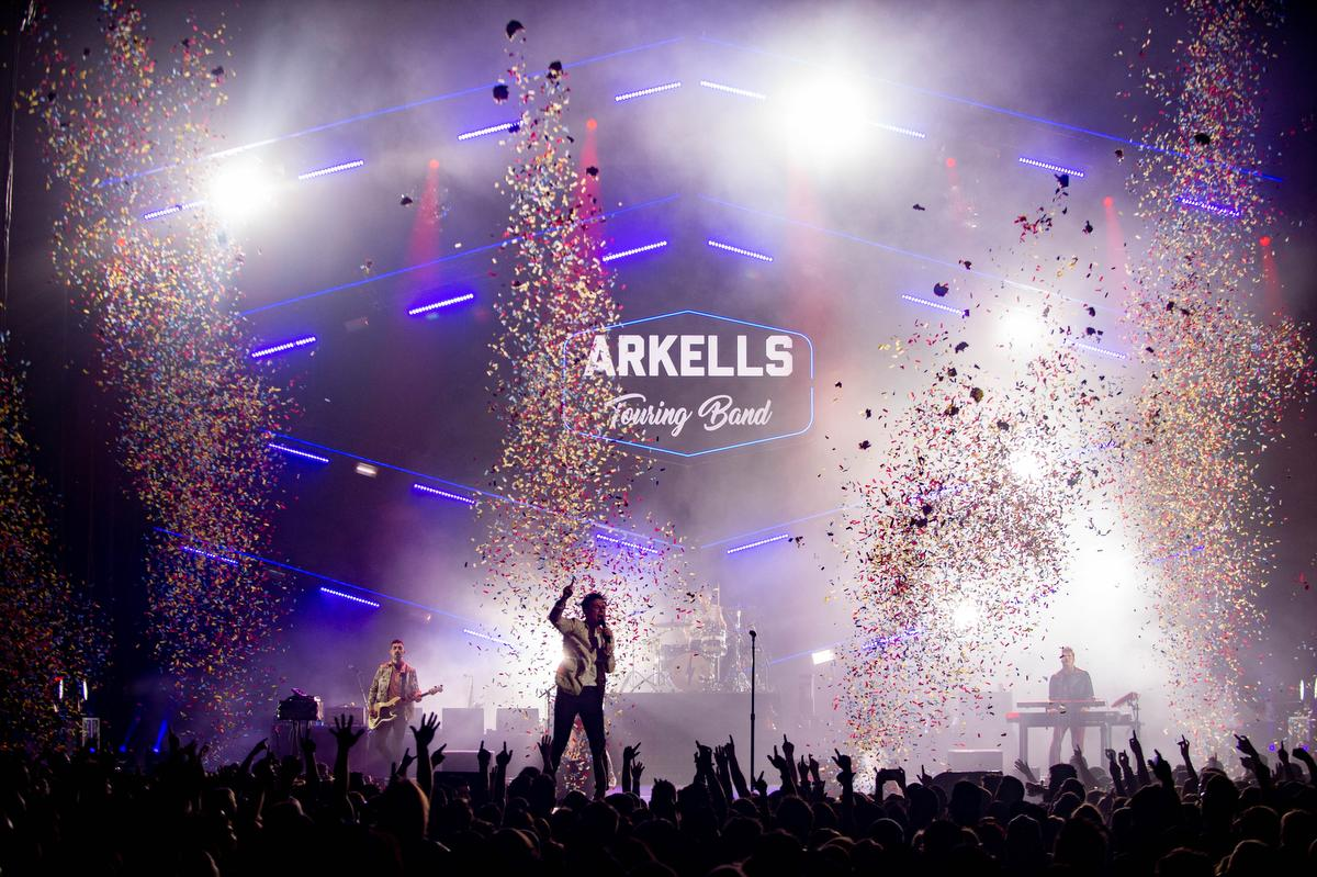 Relentless: The story of Arkells     Canada's, no, Hamilton's band